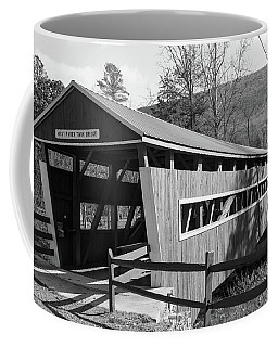 East And West Paden Twin Bridge Coffee Mug