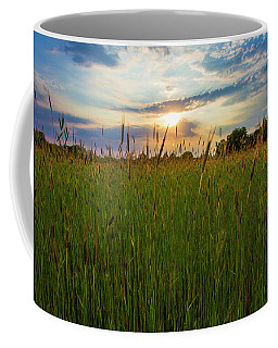 East Moriches Sunset Coffee Mug