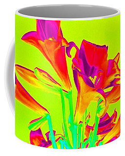 Easter Lilies Coffee Mug