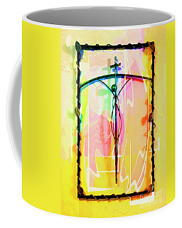 Coffee Mug featuring the photograph Easter Remembrance by Al Bourassa
