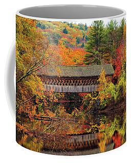 Edna Dean Proctor Bridge Coffee Mug