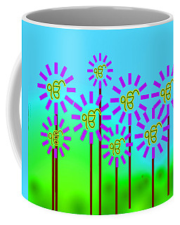 Ekonkar Flowers Coffee Mug