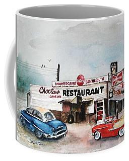 Elvis Has Left The Building. Coffee Mug