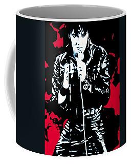 Elvis Coffee Mug