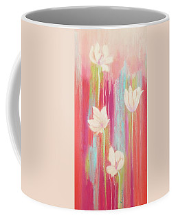 Coffee Mug featuring the painting Simplicity 2 by Irene Hurdle
