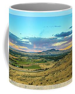 Coffee Mug featuring the photograph Emmett Valley by Robert Bales