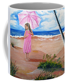 Endless Summer Coffee Mug by Luis F Rodriguez