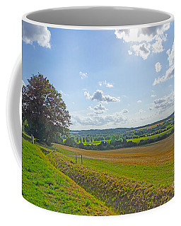 English Countryside Coffee Mug by Andrew Middleton
