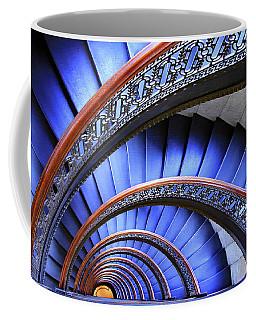 Escape Coffee Mug by Iryna Goodall
