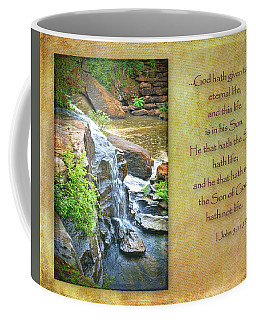 Eternal Life Coffee Mug by Larry Bishop