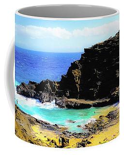 Eternity Beach - Oahu, Hawaii Coffee Mug