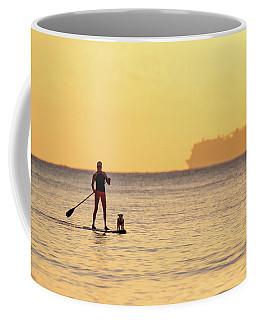 Evening Paddle Coffee Mug