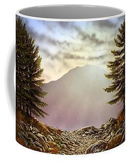 Evening Trail Coffee Mug