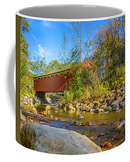 Everett Covered Bridge  Coffee Mug
