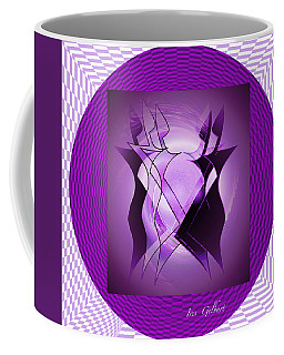 Coffee Mug featuring the digital art Everybody Dance by Iris Gelbart