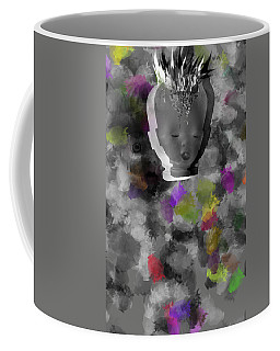 Exploding Head Coffee Mug