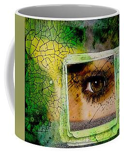 Eye, Me, Mine Coffee Mug