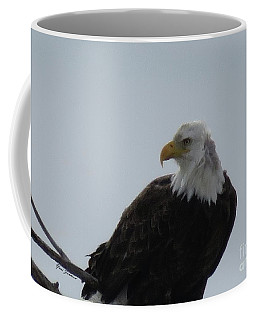 Coffee Mug featuring the photograph Eye On You by Yumi Johnson