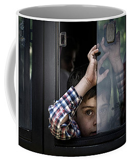 Eyecontact Coffee Mug