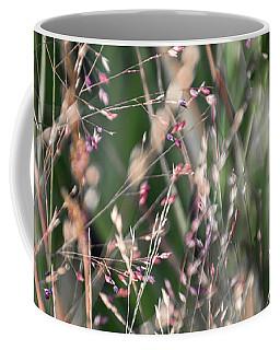 Fairies In The Grass - Coffee Mug