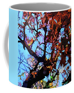Fall Composition Coffee Mug by John Lautermilch