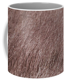 Fall Grass Coffee Mug by Tim Good