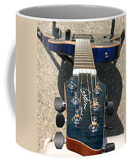 Coffee Mug featuring the photograph Fall Melody by Marie Neder