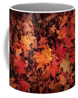 Fall Mosaic Coffee Mug
