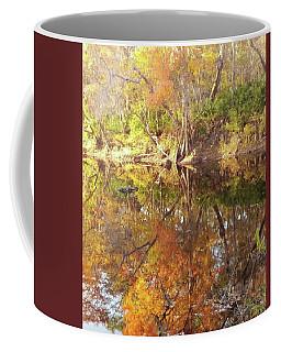 Fall Time Reflectionn Coffee Mug