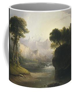 Fanciful Landscape Coffee Mug