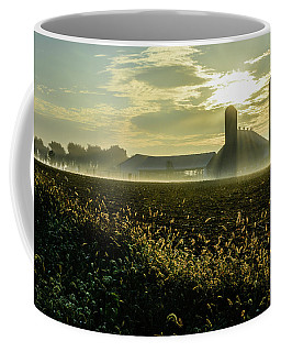Farm Sunrise #1 Coffee Mug