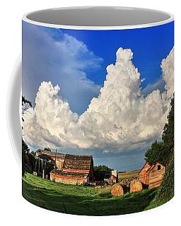 Farm Yard Coffee Mug