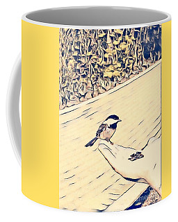 Feed The Birds Coffee Mug