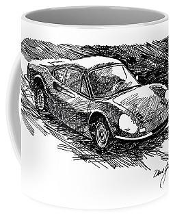 Ferrari Dino Coffee Mug