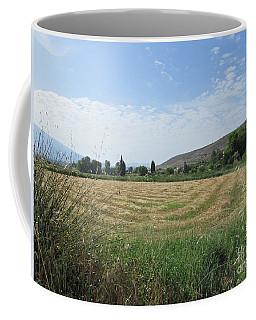 Field Near Padul Coffee Mug