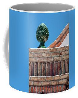 Finial Coffee Mug