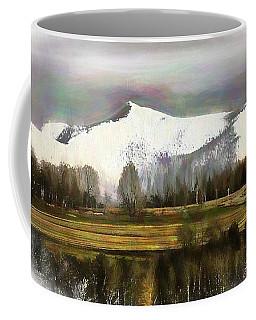 First Snow Coffee Mug by John Selmer Sr