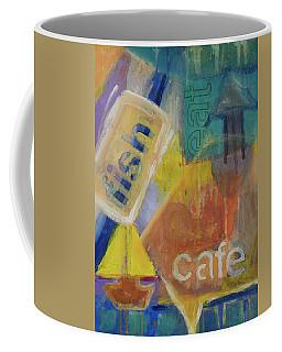 Fish Cafe Coffee Mug