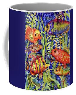 Fish Tales IIi Coffee Mug