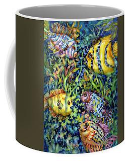 Fish Tales Iv Coffee Mug