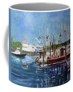 Fisherman's View Coffee Mug