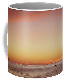 Fishing Boat. Coffee Mug