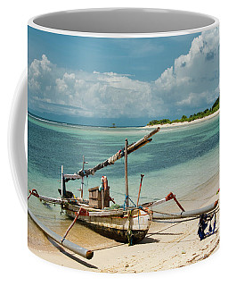 Fishing Boat Coffee Mug