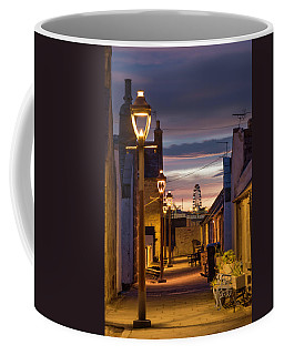 Fittie At Night Coffee Mug