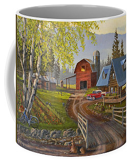 Five Oclock Coffee Coffee Mug