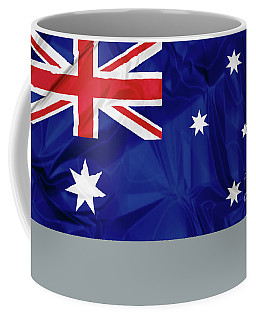Flag Of Australia Coffee Mug