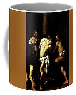 Flagellation Of Christ Coffee Mug