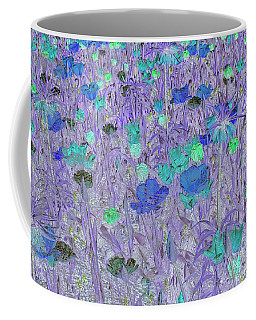 Flower Background Coffee Mug