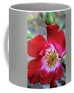 Flower Dance Coffee Mug by Victor K