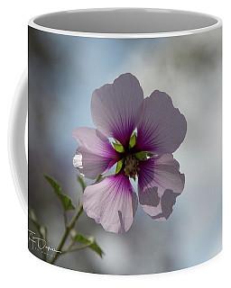 Flower In Focus Coffee Mug